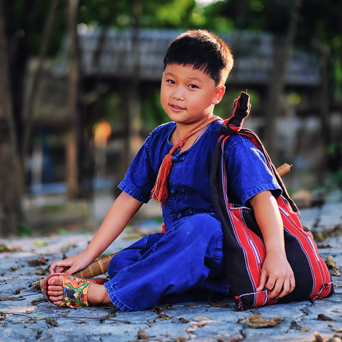 Chiang Mai kid