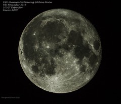 Waning Gibbous 99% Moon (Themagster3) Tags: waninggibbous moon astronomy astrophotography nightsky