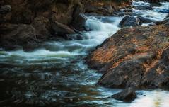 Cascade d'automne (Paul Leb) Tags: lacclément québec canada cascade cascada automne autumn fall otoño eau water agua