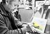 le peintre NkSEP2 LM+35 1005844 (mich53 - thank you for your comments and 4M view) Tags: evénement peintre artiste travail leicamtype240 summiluxm35mmf14asph bréval îledefrance tableau explore graphicalexploration près couleurs color portrait délicat