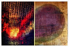 truth of left traces (kazimierz.pietruszewski) Tags: diptych 21 abstract abstraction digipaint digitalart composition form border digitalarttaiwan tachism crazygeniuses
