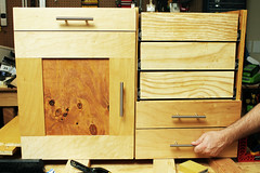 Day 3267 - Day 345 (rhome_music) Tags: drawers handles drill wood woodprojects toolcabinet recreation 365days 365days2017 365more daysin2017 photosin2017 365alumni year9 365daysyear9 dailyphoto photojournal dayinthelife 2017inphotos apicaday 2017yip photography canon canonphotography eos 7d