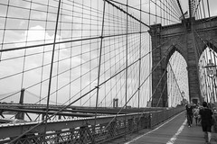 BrooklynBridge_4 (CURZU@) Tags: brooklynbridge¨brooklyn bridge¨nycusa¨new manhattan monocromo bw blackandwhite blancoynegro newyorknuevayork canon canon50d canoneos80d 80d eos ¨canon eos¨ 80d¨¨canon 80d¨ monocromobw bridge usa nyc isla