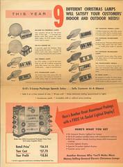 GE 1959 sales flyer p2 (JeffCarter629) Tags: generalelectricchristmas gechristmaslights gechristmas ge generalelectric generalelectricchristmaslights christmas christmaslights c6 c9 c7 1959
