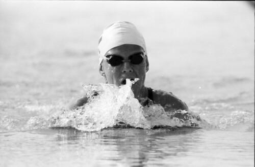 088 Swimming EM 1991 Athens