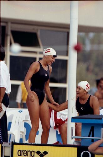 460 Swimming EM 1991 Athens