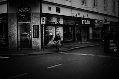 zagreb/サグレブ (s_inagaki) Tags: zagreb morningwalk tisak monochrome snap blackandwhite street bnw bw ザグレブ 朝の散歩 モノクロ 白黒 スナップ ストリート industar69 russianlens