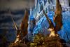 Universal Studios Osaka - Juneau & Sitka Stand Watch @ Hogwarts Castle (JUNEAU BISCUITS) Tags: hogwarts castle harrypotter jkrowling gargoyle o longexposure nikond810 nikon universalstudios universalstudiososaka osaka japan themepark