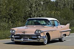 Cadillac Series 62 Sedan DeVille 1958 (3948) (Le Photiste) Tags: clay generalmotorscompanygmcadillacmotorcardivisiondetroitmichiganusa cadillacseries62sedandeville cc cadillacseries62model6239dsedandeville americanluxurycar 1958 lelystadthenetherlands thenetherlands de5454 sidecode1 pink pinkcadillac afeastformyeyes aphotographersview autofocus alltypesoftransport artisticimpressions anticando blinkagain beautifulcapture bestpeople'schoice bloodsweatandgear gearheads creativeimpuls cazadoresdeimágenes carscarscars canonflickraward digifotopro damncoolphotographers digitalcreations django'smaster friendsforever finegold fandevoitures fairplay greatphotographers giveme5 groupecharlie peacetookovermyheart hairygitselite ineffable infinitexposure iqimagequality interesting inmyeyes livingwithmultiplesclerosisms lovelyflickr myfriendspictures mastersofcreativephotography niceasitgets photographers prophoto photographicworld planetearthtransport planetearthbackintheday photomix soe simplysuperb slowride saariysqualitypictures showcaseimages simplythebest thebestshot thepitstopshop themachines transportofallkinds theredgroup thelooklevel1red vigilantphotographersunitelevel1 vividstriking wheelsanythingthatrolls wow yourbestoftoday oldtimer