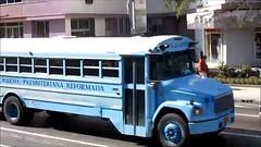Iglesia Prebisteriana Reformada-Ex-School Bus-1 (ramon10vm) Tags: guaguasdecuba omnibushabana international schoolbus