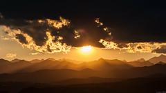 Autumn light (andreasbrink) Tags: autumn italy landscape monterosa mountains taino clouds fccautumn