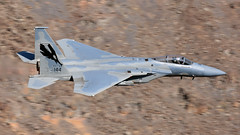F-15C Eagle 'RAZOR11' I 86-0144/CA I 144th FW, Californian ANG, Fresno (MarkYoud) Tags: rainbow canyon star wars jedi transition nevada death valley sidewinder low level