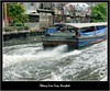 WaterWorld 06 (M.J.Woerner) Tags: thailand bangkok khlongsaensaep canal khlong chaophrayariver publictransport expressboatservice boat expressboat khlongboat