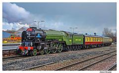 Tornado (coulportste) Tags: tornado locomotive chester steam train