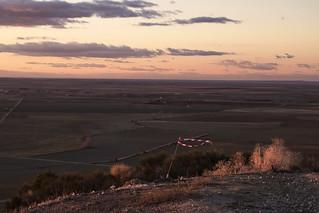 (11/12: Symbolism) Lonely fields