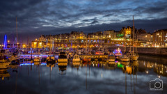 Ramsgate Royal Harbour - 0791 (LeePellingPhotography.co.uk) Tags: kent boats christmas harbour lights ramsgate royal thanet