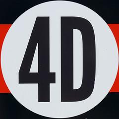 4D (Leo Reynolds) Tags: xleol30x 4 four number squaredcircle panasonic lumix fz1000 sqset140