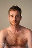 Michael (Levi Smith Photography) Tags: redhead ginger hairy chest pecs arms hair beard crying portrait indoor studio lighting headshot basic clavicle muscle man mens men handsome