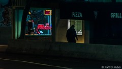 Laguna Beach - Sleep Walking (www.karltonhuberphotography.com) Tags: 2017 dude earlymorning framed hwy1 horizontalimage karltonhuber laguna lagunabeach light lowlight man mystery nightphotography pch pacificcoasthighway peoplewatching shadows sidewalk silhouette southerncalifornia storefronts streetphotography streetsceen walking windows