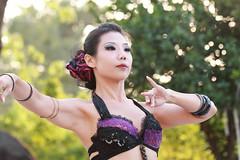 IMG_6011M 2016/12/10 台中市 台中放送局 月與風的對話 海風樂團 & 月舞東方魅力舞團 (陳炯垣) Tags: performance dancer