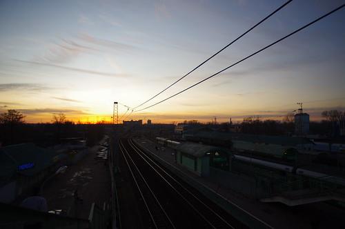 RZD Golitsino station