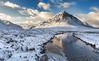 Buachaille Etive Mor (jasty78) Tags: buachailleetivemor glencoe snow mountain mountains scotland nikond7200 tokina1116mm