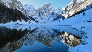 Seealpsee - Appenzell - Schweiz