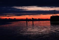 Brighton Sunset (Stillurbansnaps) Tags: sunset colours brighton sunsetcolours sea night