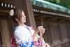 DSC_1456 (Robin Huang 35) Tags: 陳郁晴 羽晴 min 桃園神社 神社 和服 日本和服 振袖 優花梨和服 人像 portrait lady girl nikon d810