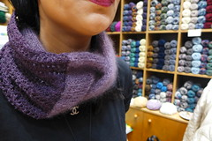 KNITTING CLASS  ! (sifis) Tags: knitting knit wool mohair silk merino yarn athens greece store μαλλιά σακαλάκ πλέκω πλεκτό