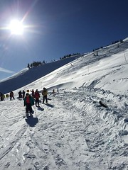 A Beautiful Day on the Mountain (dinannee) Tags: