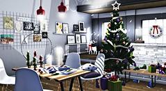All is calm, all is bright (Alexa Maravilla/Spunknbrains) Tags: llorisen sways {mossmink} merak shinyshabby arcade decor interiordesign blogger furniture indoors christmas