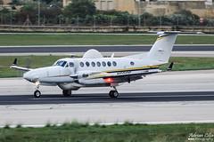 Private --- Beechcraft B300 King Air 350 --- N60125 (Drinu C) Tags: adrianciliaphotography sony dsc rx10iii rx10 mk3 mla lmml plane aircraft aviation private beechcraft b300 king air 350 n60125