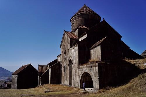 Haghpat - monastère 4