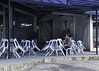 Smoking Break (Beegee49) Tags: street smoking break cafe man sitting bacolod city philippines
