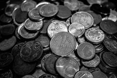 outsider (#fuerstlife) Tags: money deutschemark dmark dm euro cents cent geld coins münzen fuerstlife nikon blackwhite bw schwarzweiss iamnikon