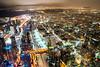 Night Lights (Arijit_Roy) Tags: cn tower toronto ontario canada cntower