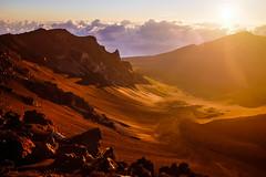 Haleakalā crater (seekjim20) Tags: fujix100s hawaii kula unitedstates us sunrise