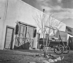 Madrid, New Mexico (DoubleBen) Tags: hasselblad 120 film old expired madrid newmexico nm