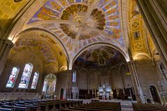 Gothic (Kevin Tataryn) Tags: church westmount montreal catholic faith religion stleon nikon d500 tokina 1116