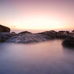DSC_00971 (pattana92392) Tags: seawave sea longexposure sunset coast water fineart stone