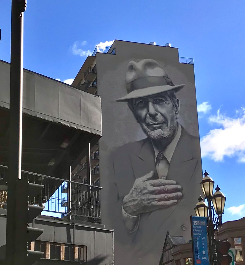 The World S Best Photos Of Leonardcohen And Mural Flickr Hive Mind