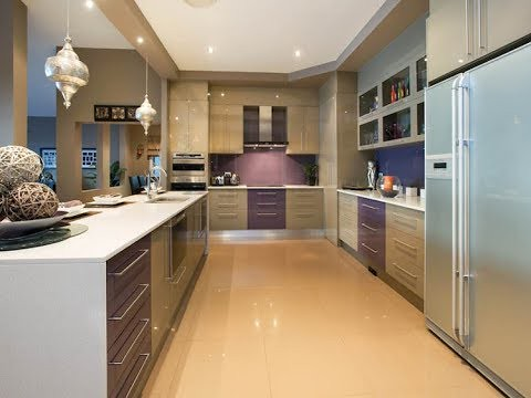 Modern I and U-Shaped Kitchen - Overview Of Existing Advantages, Constraints And Solutions