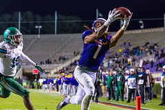 ECU Football '17 (R24KBerg Photos) Tags: ecu eastcarolina eastcarolinauniversity eastcarolinapirates ecupirates athletics americanathleticconference action aac canon catch touchdown td tulanegreenwave dowdyficklenstadium greenvillenc 2017 night college collegesports collegefootball football pirates sports ncaa