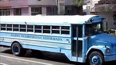 Iglesia Prebisteriana Reformada-Ex-School Bus-2 (ramon10vm) Tags: guaguasdecuba omnibushabana international schoolbus