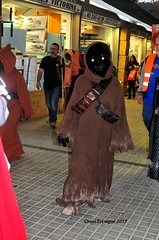 Encants (star) Wars (alienigena51) Tags: starwars cultura creativitat cosplay creatividad cosplayers costums jedi ewoks