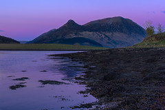Twilight in Glencoe (dbeats82) Tags: twilight pap glencoe loch scotland highlands