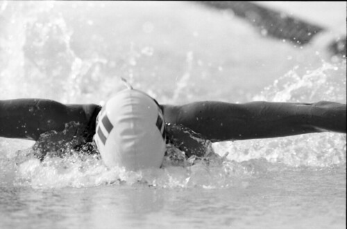 096 Swimming EM 1991 Athens