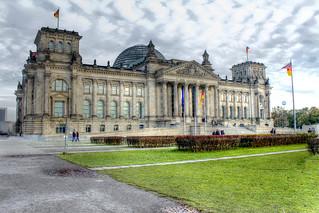 Reichstagsgebäude - Reichstag building