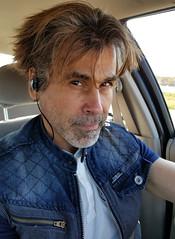 11.19.2017 (Wooohooohooo Rudy May Becerra) Tags: abercrombie fitch shirt 40s age48 48 hair stubbles denim vest